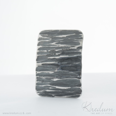 Kovaná nerez spona - Mistr 3X - Kant - SK4102