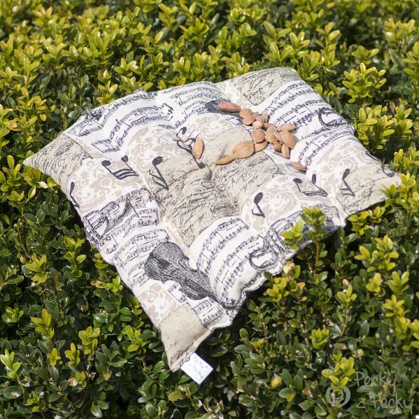 Termo peckový polštář - sedací