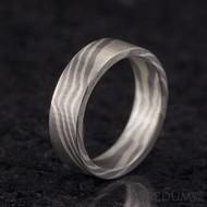 Mokume gane - stříbro, palladium (3)