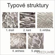 Typové struktury opaskových spon