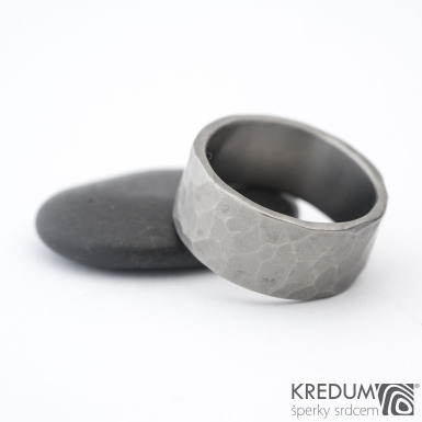 Draill titan - Kovaný prsten, SK1306