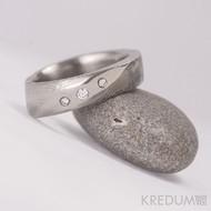 lusk damasteel zásbnuní prsten 1