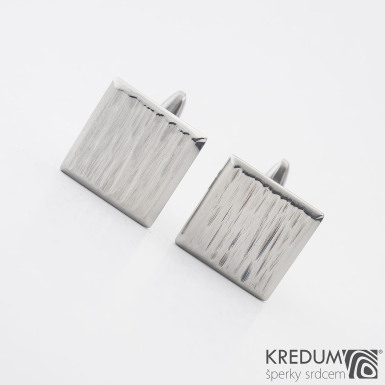 Manžetové knoflíčky - Quatro line, produkt SK1255