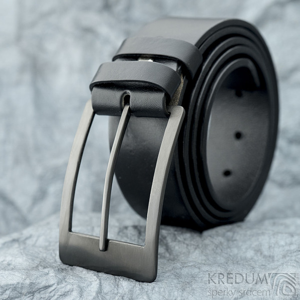 Opasek Partner Gird 4X DLC s černým koženým páskem, SK1934