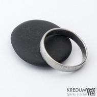 Prima 64 4,5 B - Damasteel snubní prsteny sk1301 (2)