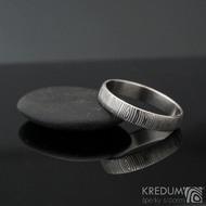 Prima 64 4,5 B - Damasteel snubní prsteny sk1301 (4)