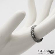 Prima DLC - 55 4 1,4 A - Damasteel snubní prsten sk1183 (4)
