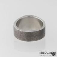 Nerezový prsten - Steel  Erici, velikost 59