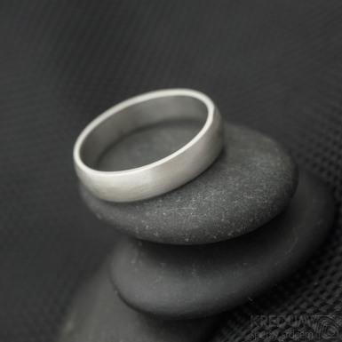 Klasik stříbrný - matný - SK3240