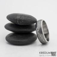 Snubní prsten damasteel - Prima line, 57,5 6 mm 75tm et 1627 (3)